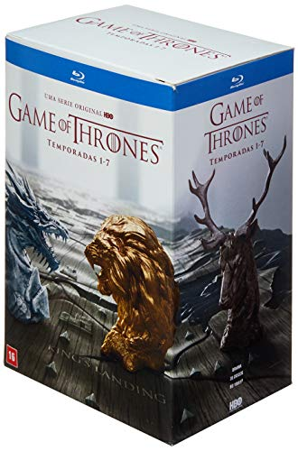 Coleção Game Of Thrones: Temporadas 1-7 [Blu-ray]