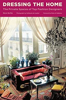 Dressing the Home: The Private Spaces of Top Fashion Designers