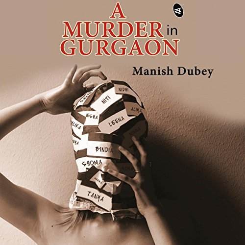 A Murder in Gurgaon cover art
