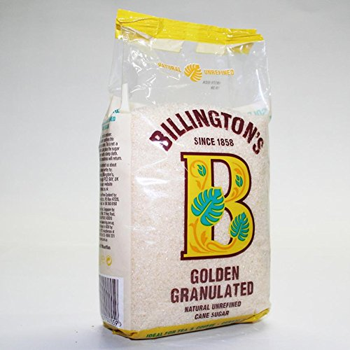 Billingtons | Sugar - Golden Granulated | 7 x 1kg
