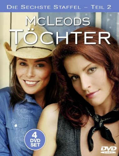 McLeods Töchter - Staffel 6, Teil 2 (4 DVDs)