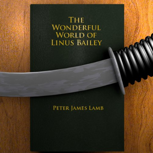 The Wonderful World of Linus Bailey audiobook cover art