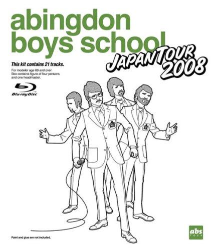 [画像:abingdon boys school JAPAN TOUR 2008 [Blu-ray]]