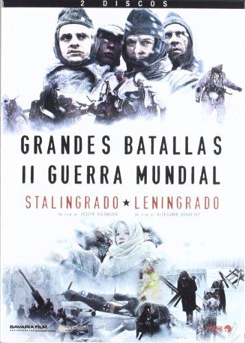 Grandes batallas de la II guerra mundial [DVD]