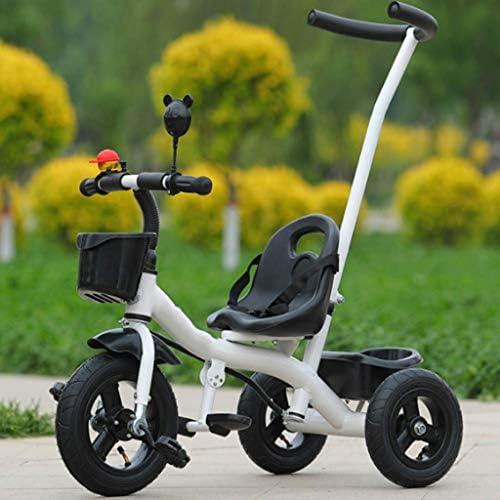 GGGGG Dreirad-Trolley, Kinder-Dreirad-Fahrrad 1-3-2-6 Jahre Alter Trolley