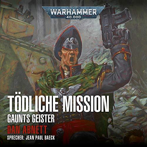 『Tödliche Mission』のカバーアート