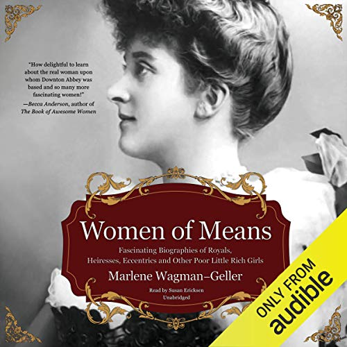 Women of Means cover art