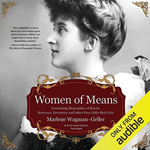 Couverture de Women of Means