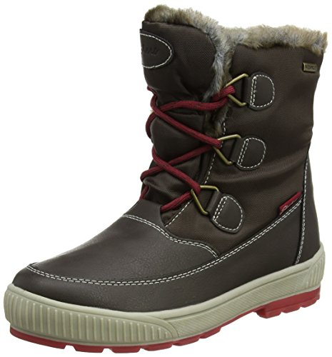 Skechers Damen Woodland Stiefel, Braun (Chocolate), 39 EU
