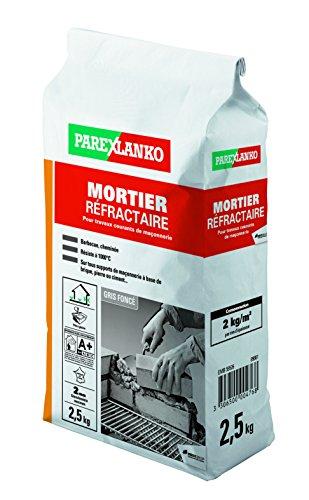 Preisvergleich Produktbild ParexGroup 2874 Mörtel,  feuerfest,  2, 5 kg