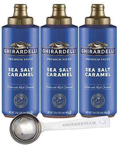 Sea Salt Caramel Flavored Sauce