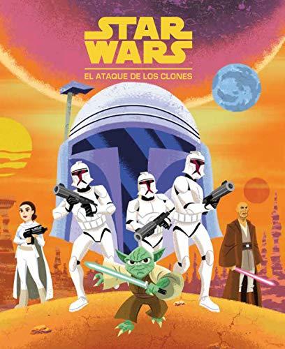 Star Wars. El ataque de los clones: Cuento