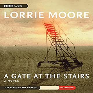 A Gate at the Stairs audiobook cover art