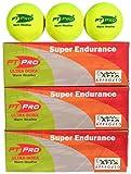 PT Pro New Ultra Dura Platform Tennis Summer Balls, 9 Balls, 3 Sleeves