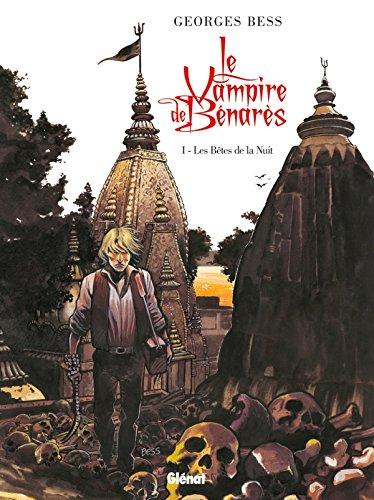 Le Vampire de Benares - Tome 01
