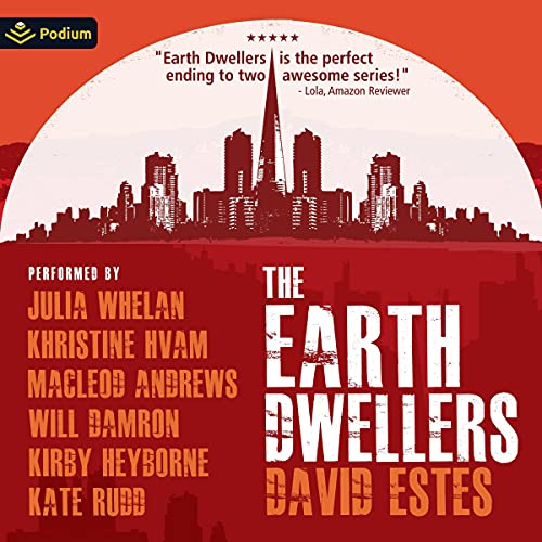The Earth Dwellers Audiobook By David Estes cover art