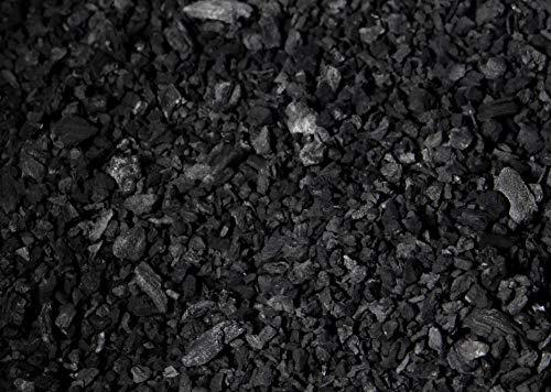 Aktivkohle 10 kg Granulat ca. 1,2-5 mm Aktivkohlefilter Kohle Filter Dunstabzug Fettfilter Rauchfilter