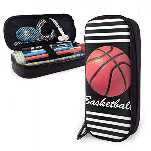 Bolsa de Lápiz,Estuche de lápices de Gran Capacidad Estuche Escolar de Gran Capacidad Baloncesto