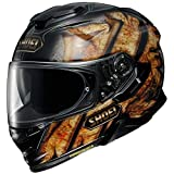 Shoei GT-Air 2 Helmet - Deviation (Medium) (Black/Orange)
