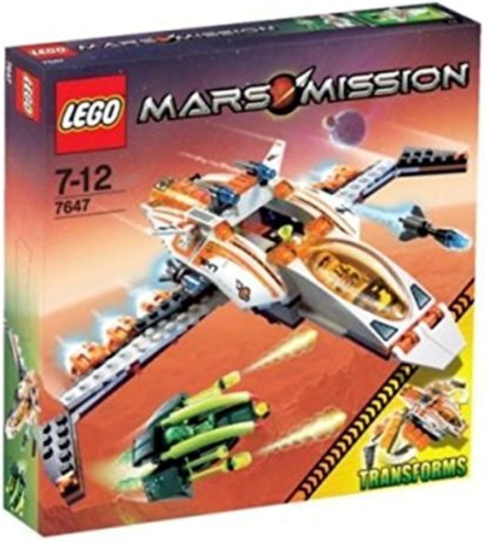 promociones LEGO Misión en Marte Marte Marte 7647  están haciendo actividades de descuento