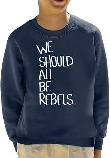 Star Wars We Should All Be Rebels Kid's Sweatshirt