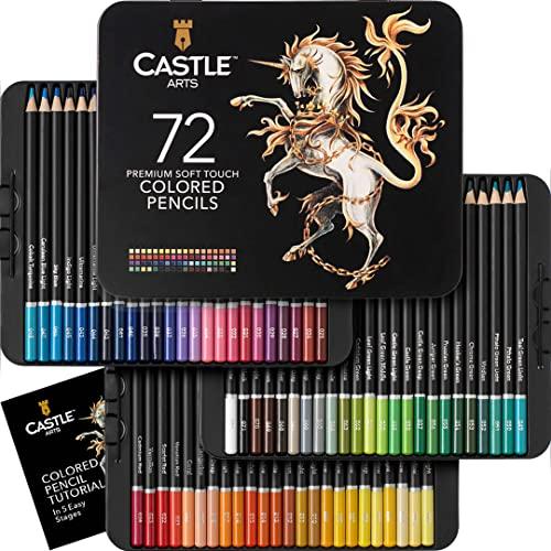 Castle Art Supplies -   72 Stück