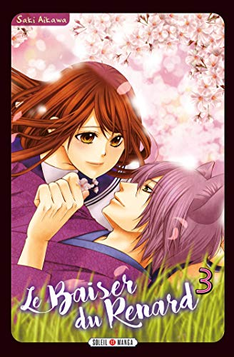 Le baiser du renard Edition simple Tome 3