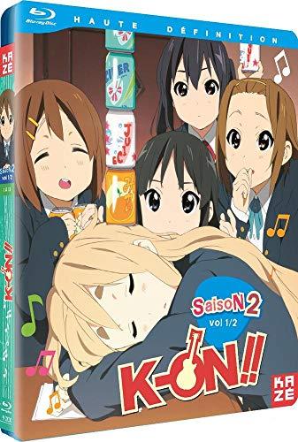 K-on Saison 2-Vol. 1/2-Bluray