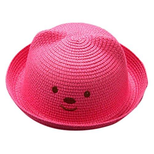 Sombreros y gorras Bebé, Niños Bebé Niño Niña Sombrero de Paja Pl