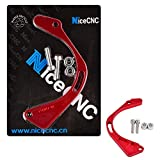 Nicecnc Red Chain Case Saver Cover Compatible with Yamaha Raptor 660 YFM660 2001 2002 2003 2004 2005