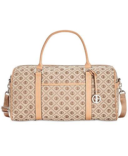 Giani Bernini Annabelle Chain Signature Weekender comfortable Strap tops a Giani Bernini duffle Handbag