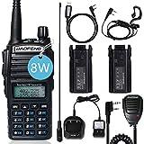 6. BAOFENG 2 Way Radios Baofeng UV-82 High Power Walkie Talkies Dual Band Ham Radio