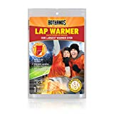 HotHands Lap Warmer, Largest Warmer 16' X 10' - Up to 8 Hours of Long Lasting Heat - 1 Lap Warmer