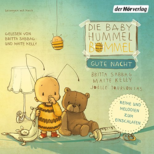 Die Baby Hummel Bommel - Gute Nacht Titelbild