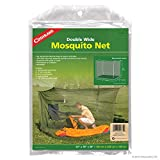 Coghlan's Mosquito Net, Backwoods, Olive Green, Double Wide / 240-mesh (9765)
