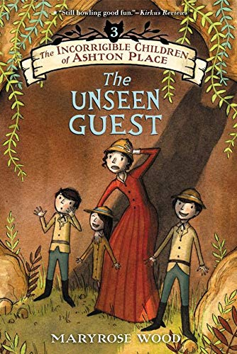 The Unseen Guest: Book III: The Unseen Guest: 03