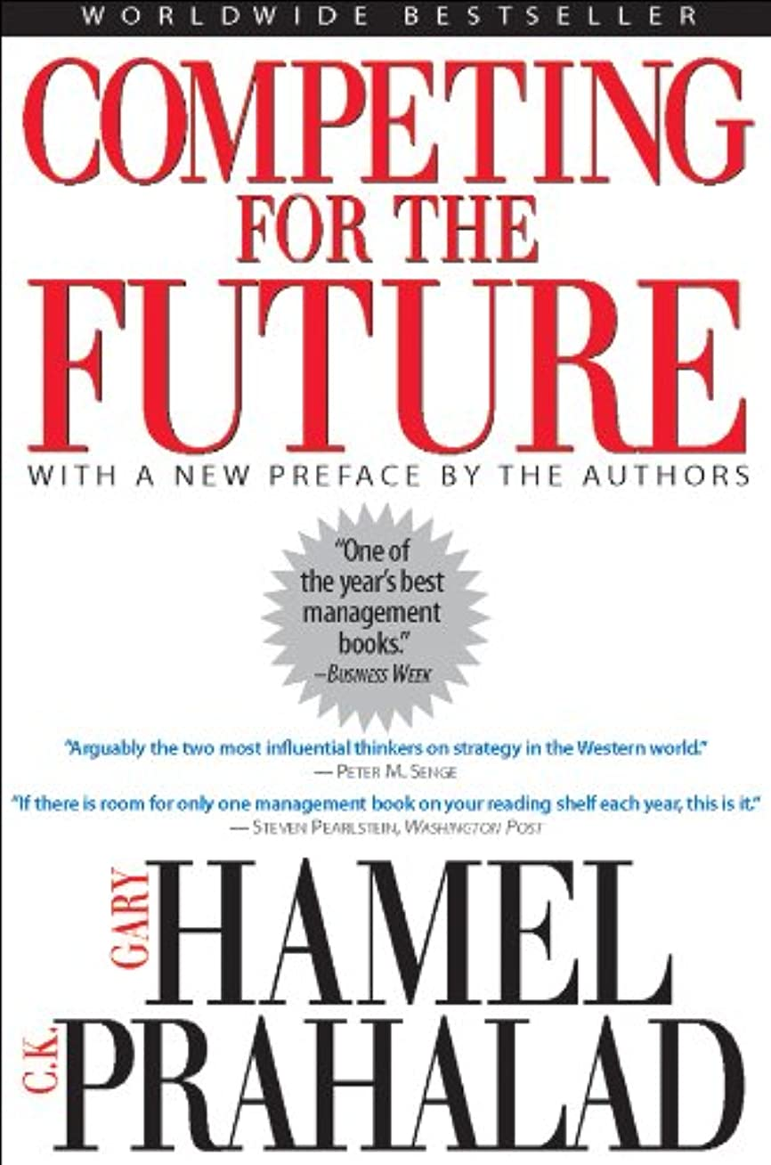 Competing for the Future (English Edition)