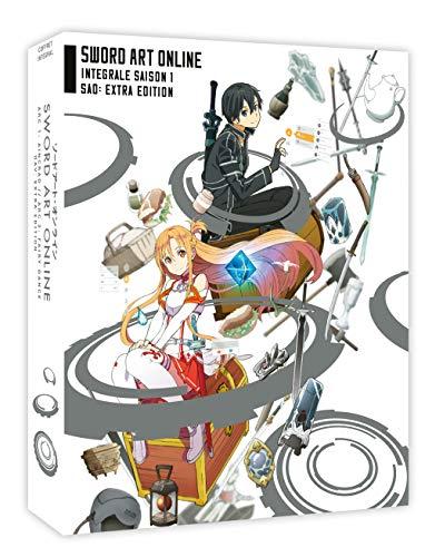 Sword Art Online-Intégrale Saison 1 + Extra (oav) -Bluray [Blu-Ray]