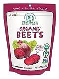 Natierra Nature's Organic Freeze-Dried Beets   Gluten Free & Vegan   1 Ounce