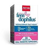 Jarrow Fem-Dophilus (1 Billion Organisms, 30 Vegetarian Capsules)