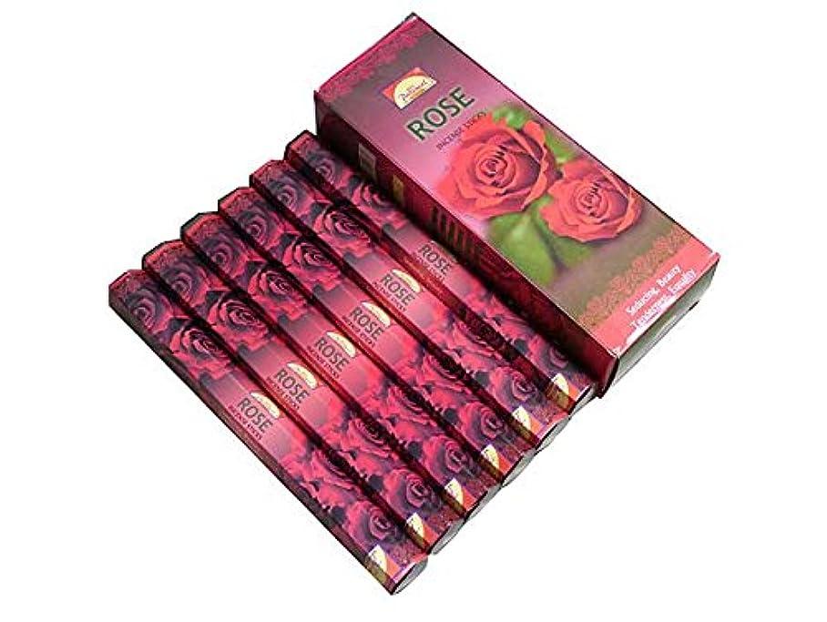 調和のとれたバイパスフォーマルPARIMAL(パリマル) ローズ香 スティック ROSE 6箱セット