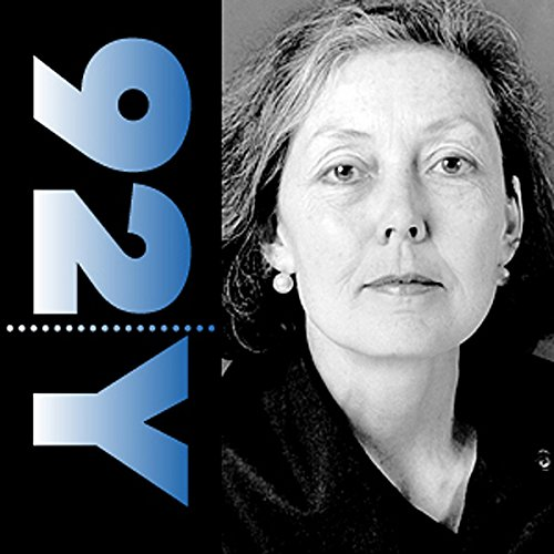 Anne Carson at the 92nd Street Y Poetry Center audiobook cover art