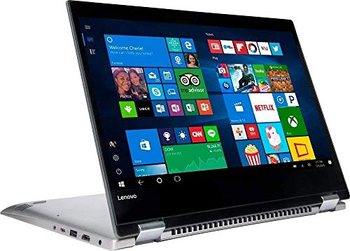 2018 Lenovo IdeaPad 2 in 1 Laptop (Windows 10 Home 64-Bit, Intel Pentium 4415U 2.30GHz Processor, 14' Multitouch Touchscreen Wide LED Display, SSD: 256 GB, RAM: 8 GB DDR4) Grey