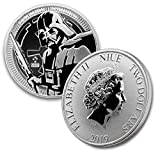 Stock Photo; image is indicative of quality. You will receive one coin per purchase. Purity: .999 Fine Silver Metal Content: 1 Troy Ounce Made at the New Zealand Mint