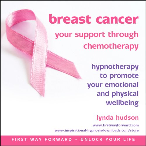 Breast Cancer: Your Support Through Chemotherapy audiobook cover art