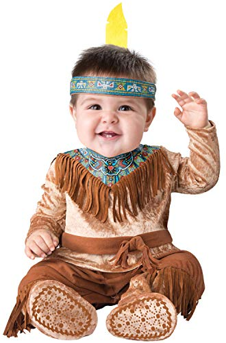 InCharacter Sweet Dream Catcher Infant Costume, Large (18-2T) Brown