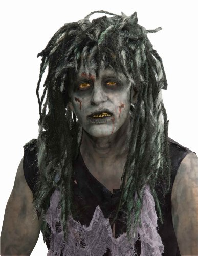 Forum Novelties Zombie Rocker Wig