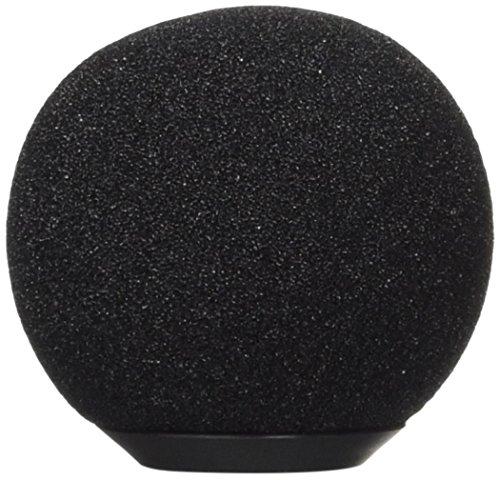 Shure AMV88-WS - Antivientos de goma/espuma para el micrófono MV88