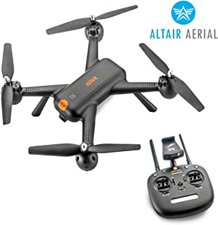 Altair Aerial AA300 GPS Beginner Drone with Camera | FREE PRIORITY SHIPPING | 1080p FPV Video & Photography Remote Control Camera Drone w/ Auto Return Home, RC Drone for Kids & Adults (Lincoln, NE)