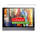 VacFun Vidrio Templado Protector de Pantalla para Lenovo Yoga Tablet 3 Pro 13.3' Tablet3 Visible Area, 9H Cristal Screen Protector Película Protectora(Cobertura no Completa)
